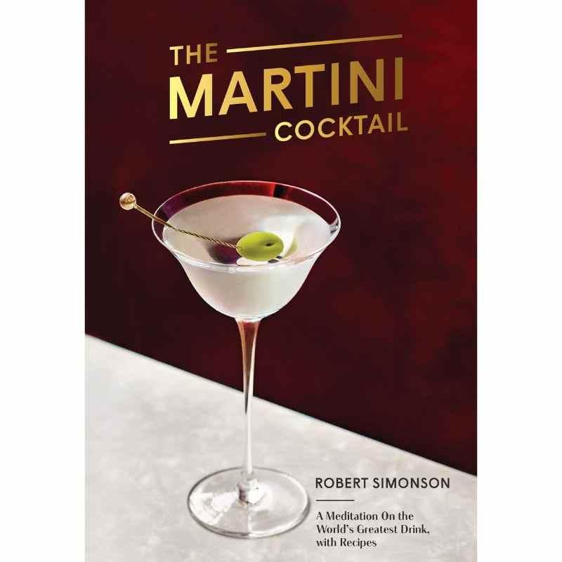 Martini by Robert Simonson