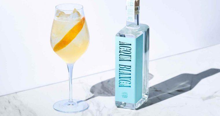 Spritzer Fresco – Cocktail Recipe