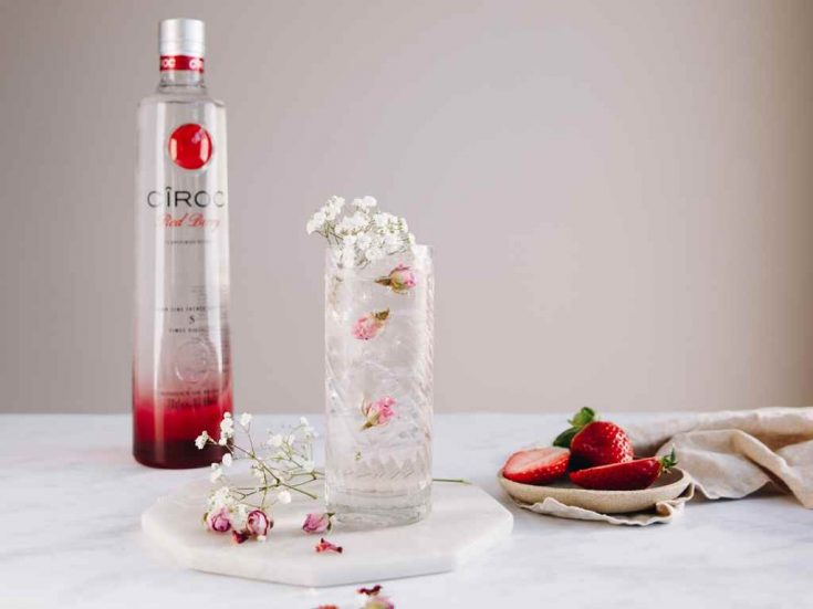 Ciroc Red Berry Cocktail