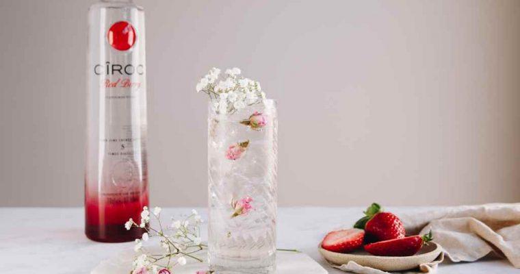 CÎROC Red Berry Special  – cocktail recipe