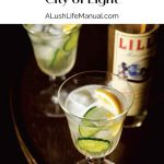 City of Light by David Lebovitz, Drinking French - Cocktail Recipe - pinterest