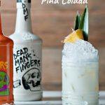 Dead Man's Fingers Pineapple Rum Pina Colada