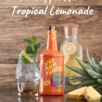 Dead Man's Fingers Pineapple Rum Tropical Lemonade