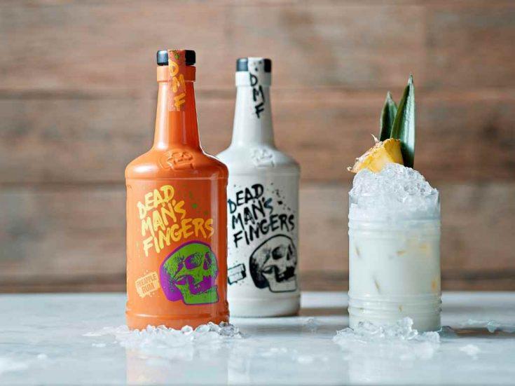 Dead Man's Finger's Pineapple Rum - Pina Colada