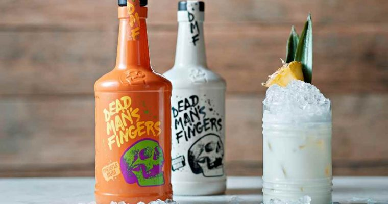 Dead Man's Fingers Pineapple Rum Pīna Colada – Cocktail Recipe