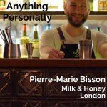 Pierre-Marie Bisson, Milk & Honey, London - Pinterest