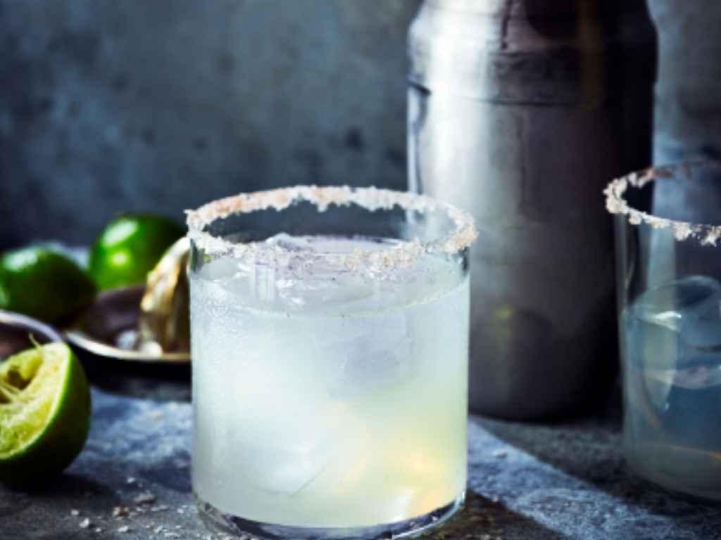 Quiquiriqui Smokey Margarita
