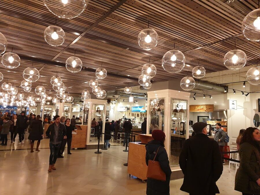 Revival Food Hall, Chicago