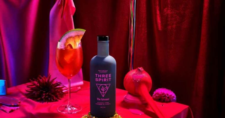 Three Spirit Fierce Spritz