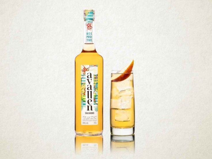 Avallen Calvados & Tonic
