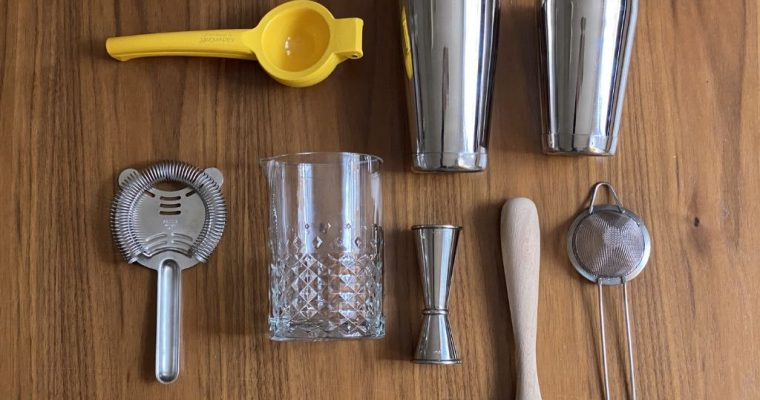 How to Choose the Perfect Home Bar Tools
