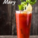 Bloody Mary - Pinterest Recipe