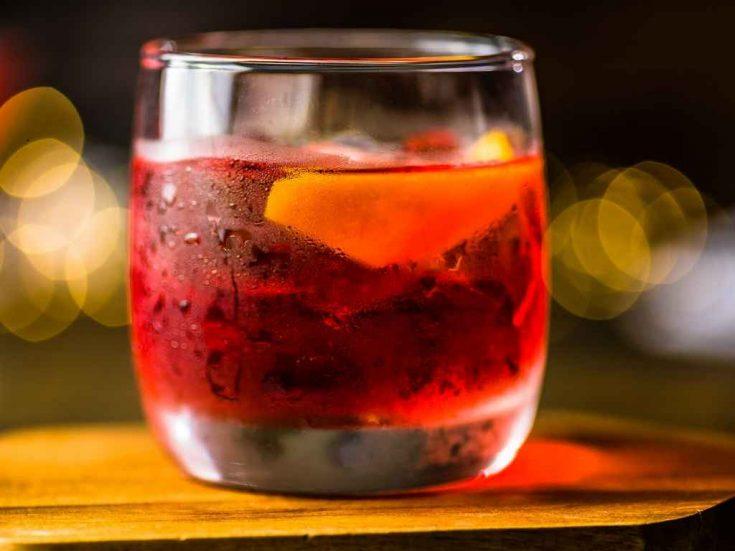 Boulevardier - Classic Cocktail