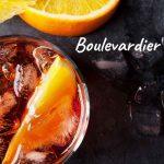 Boulevardier - Pinterest Recipe