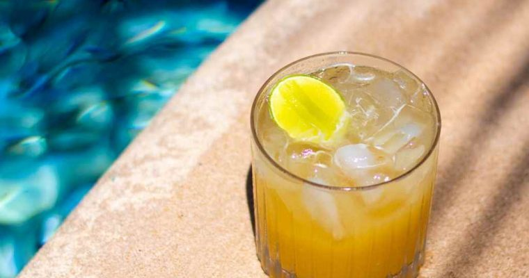 How to Make a Calabash Citrus Punch