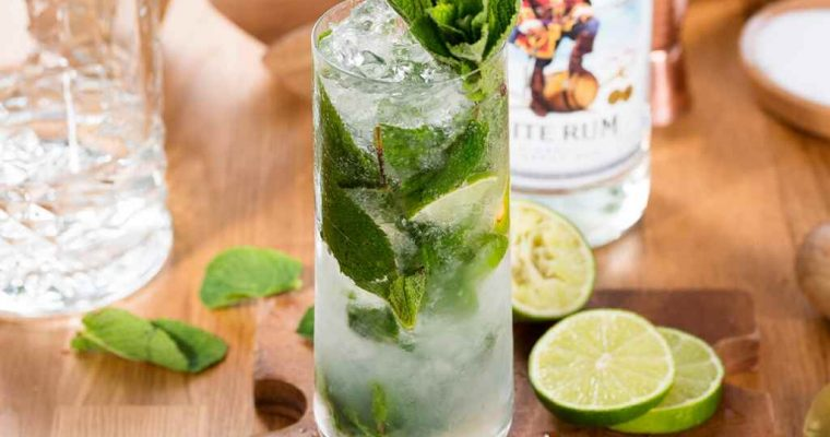 How to Make the Captain Morgan Mojito