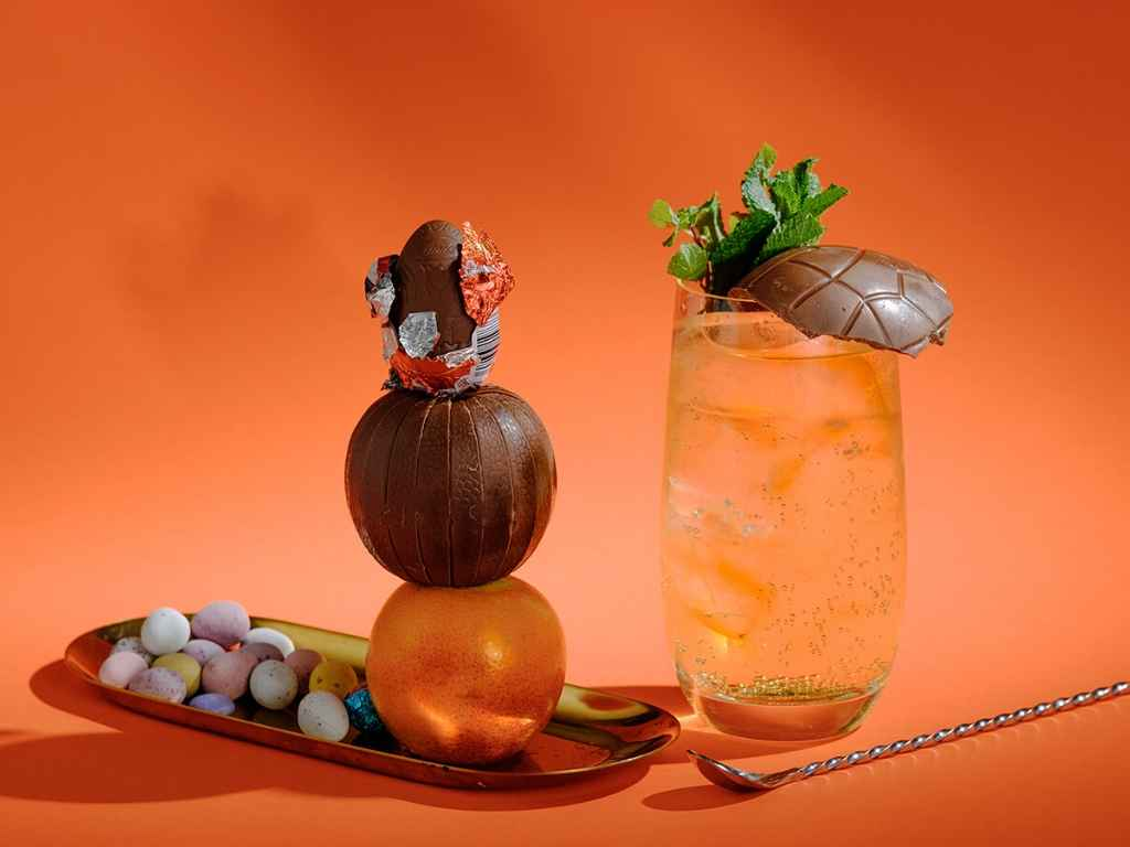 Chocolate Blood Orange – Cocktail Recipe