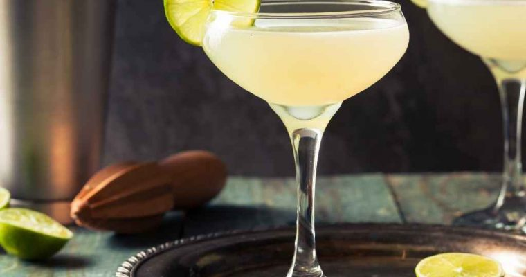 How to Make a Daiquiri