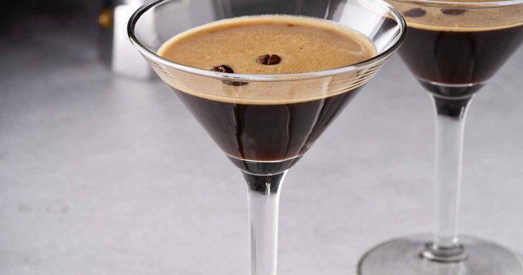 How to Make the Espresso Martini