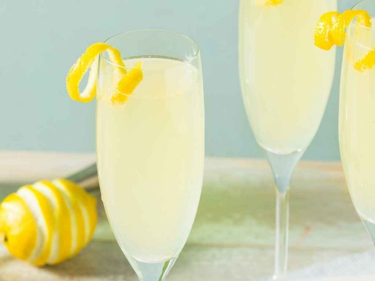 French 75 - Cocktail Recipe