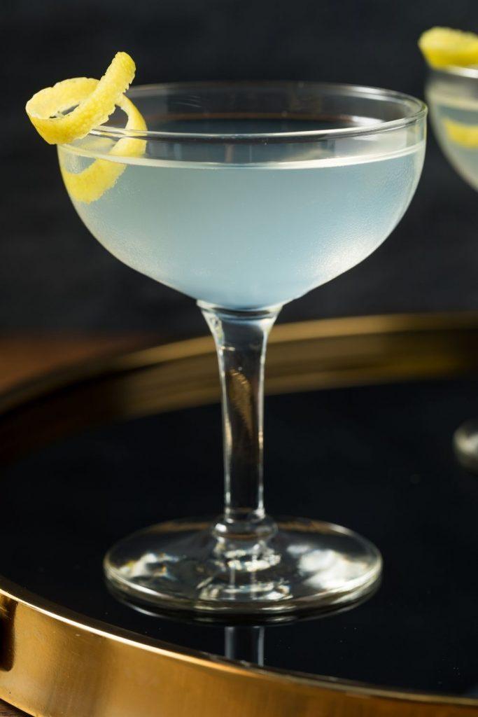 Gin Martini - Pinterest Recipe