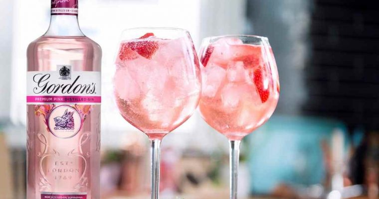 How to Make the Perfect Gordon's Pink Gin & Tonic