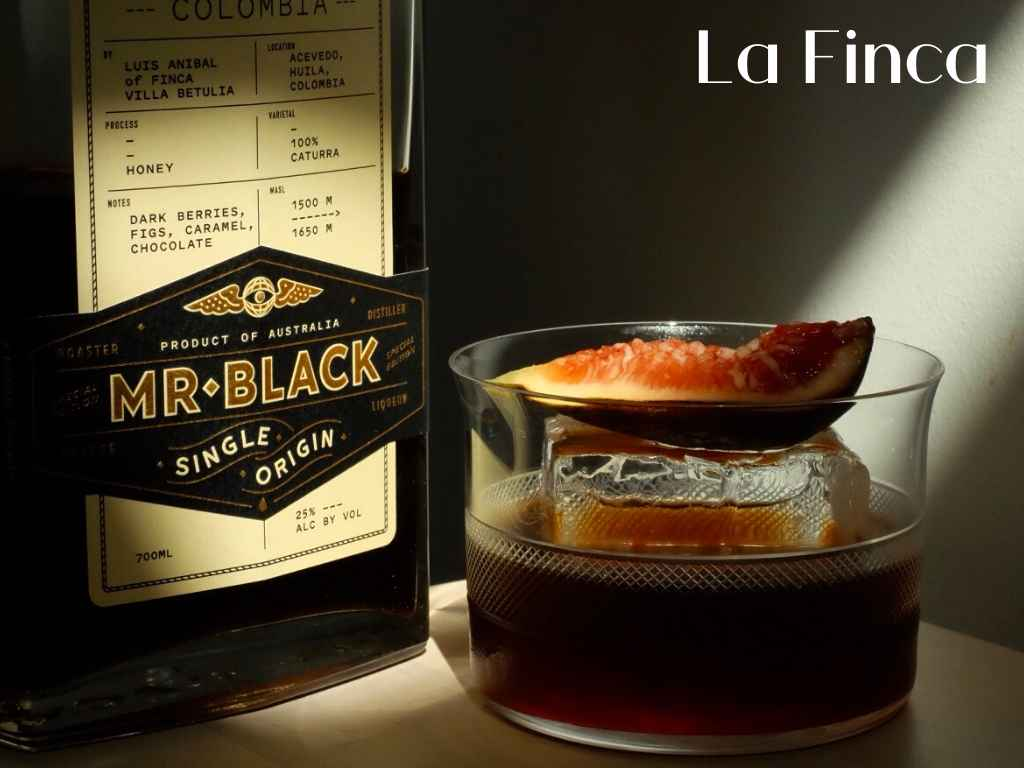 How to Make La Finca by Mr. Black – Cocktail Recipe