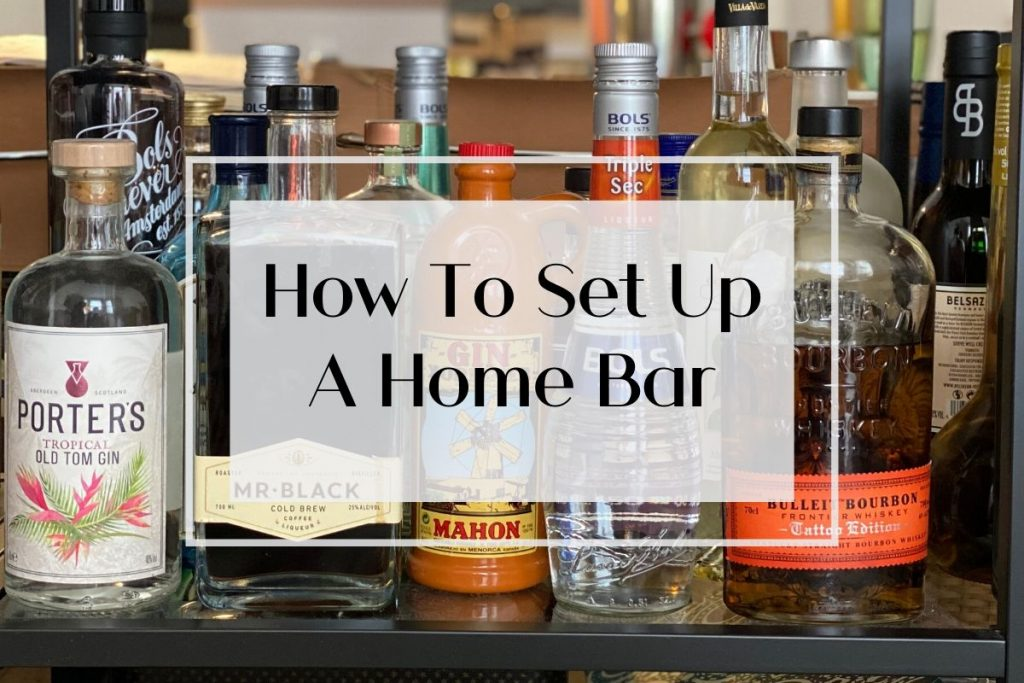 Mailchimp Home Bar