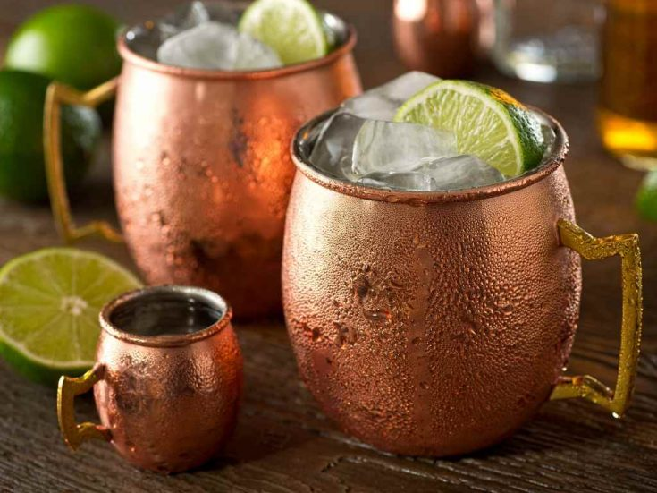 How To Make The Moscow Mule A Lush Life Manual