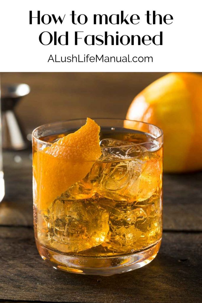 Old Fashioned - Pinterest
