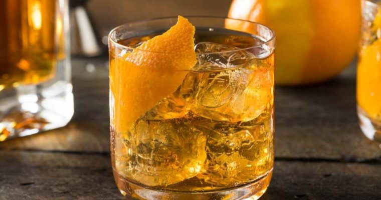 How to Make the Bourbon Old Fashioned