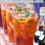 Pimm's Cup - Pinterest 1