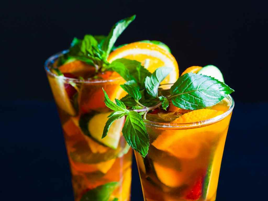 How to Make the Pimm's Cup