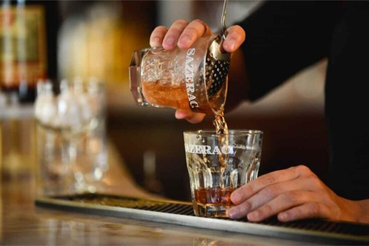 Sazerac Cocktail - Louisiana