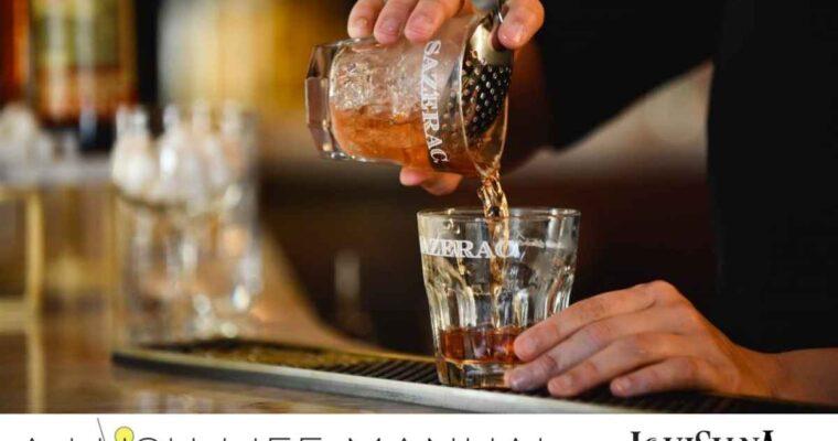How to Make a Sazerac Cocktail