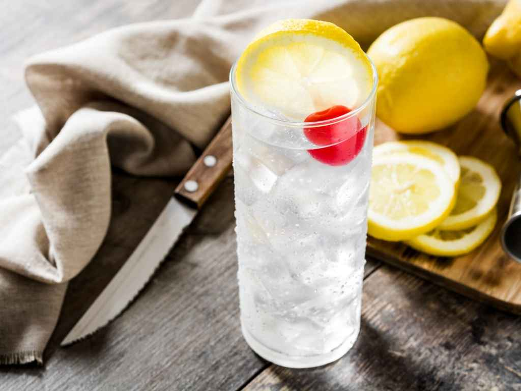Tom Collins – Cocktail Recipe