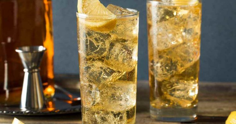 How to Make the Whisky & Ginger Highball – Cocktail Recipe