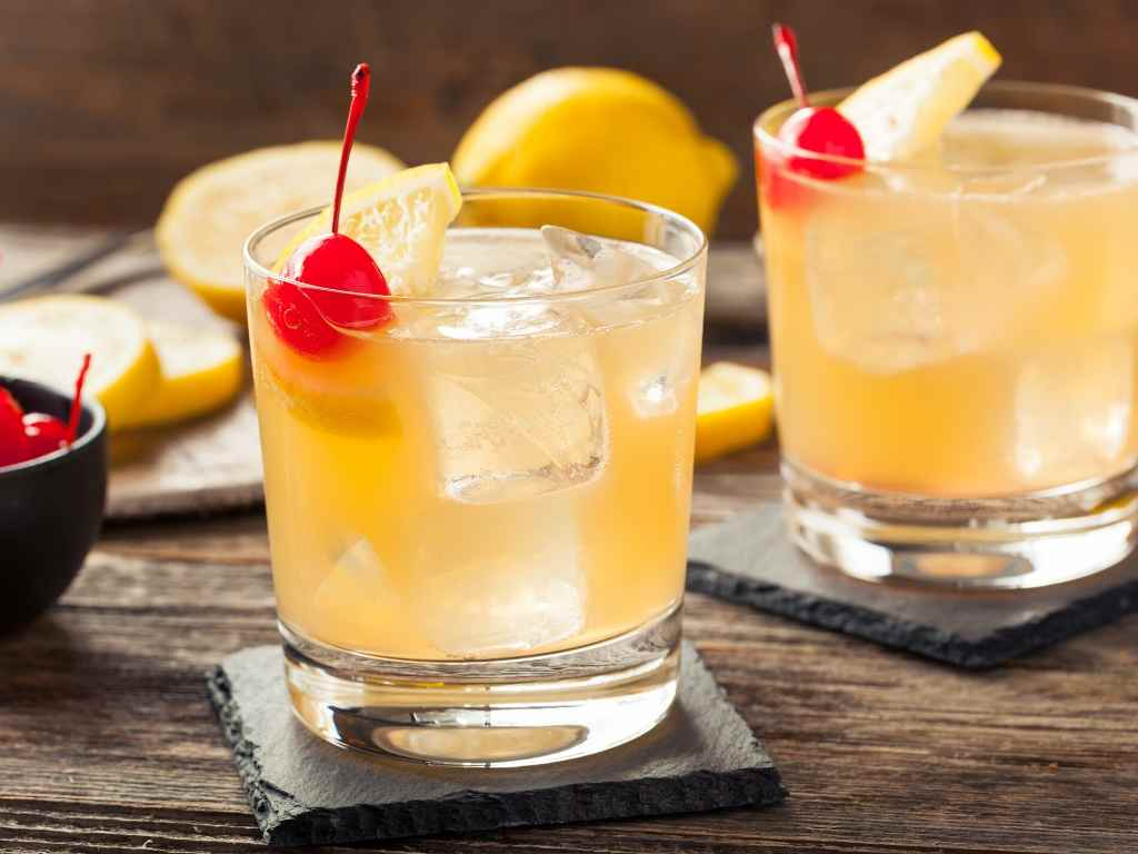 Whisky Sour – Cocktail Recipe