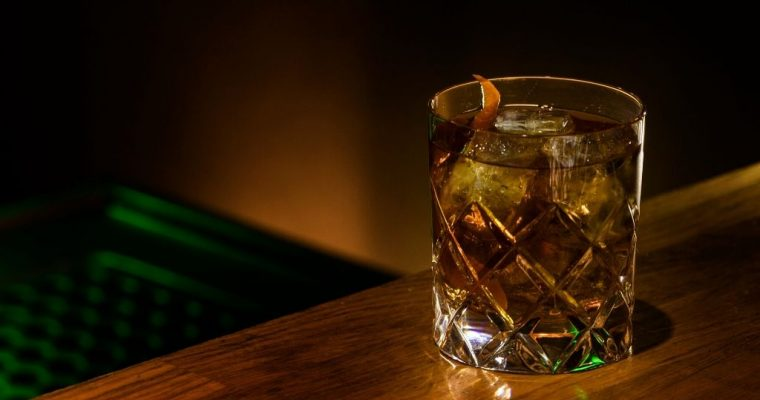 How to Make the Jägermeister Old Fashioned