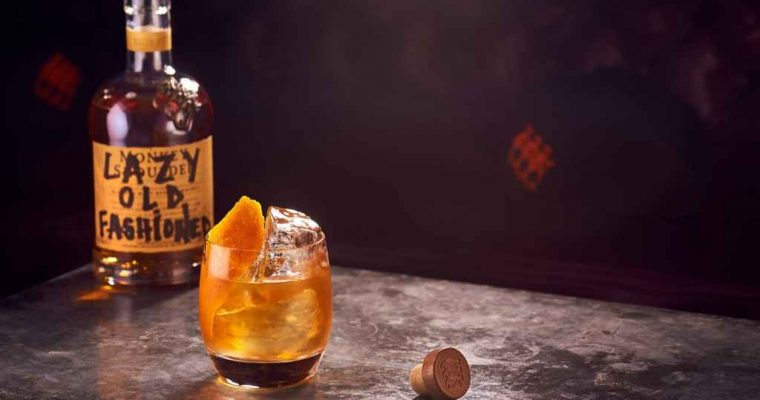 How to Make the Monkey Shoulder Lazy Old Fashioned