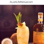 Monkey Shoulder Pina Colada - Pinterest 3