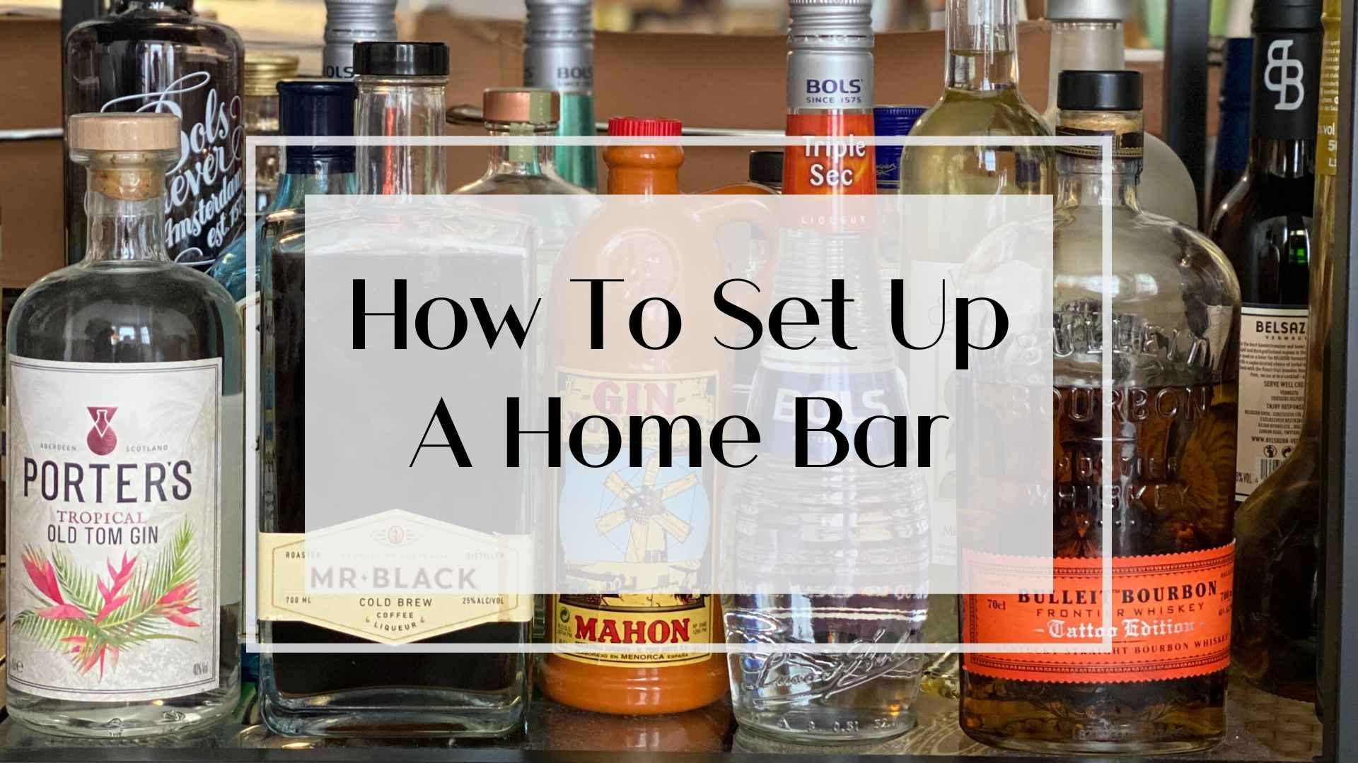 SITE - Home Bar