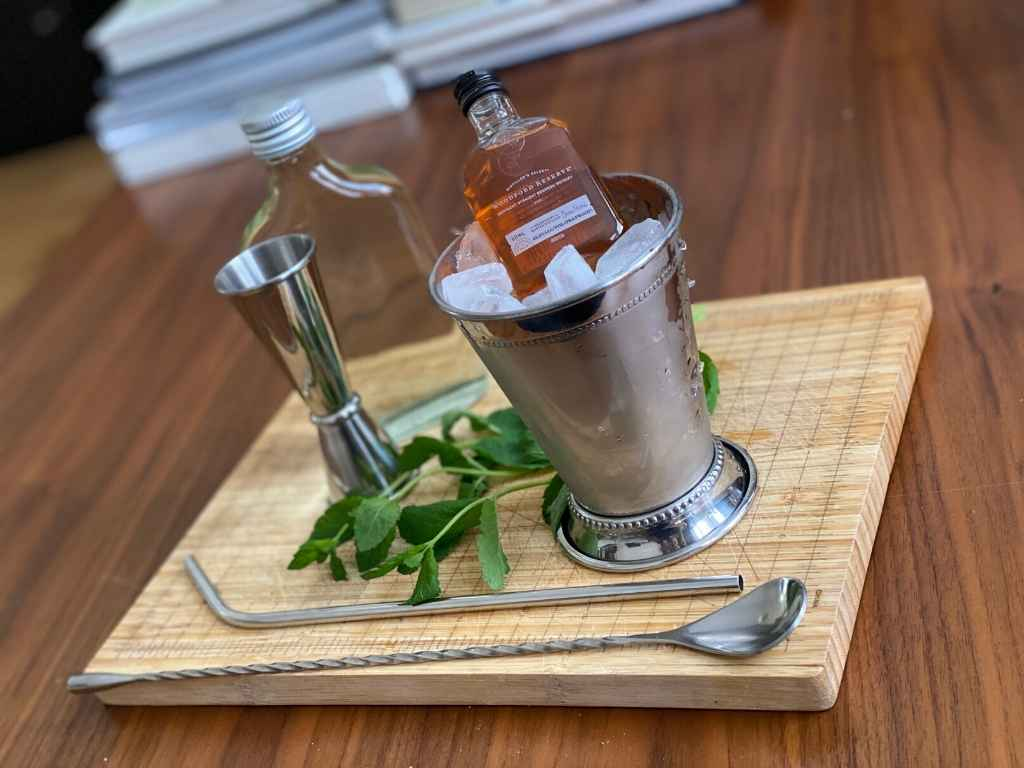 How to Make the Woodford Reserve Mint Julep – Cocktail Recipe