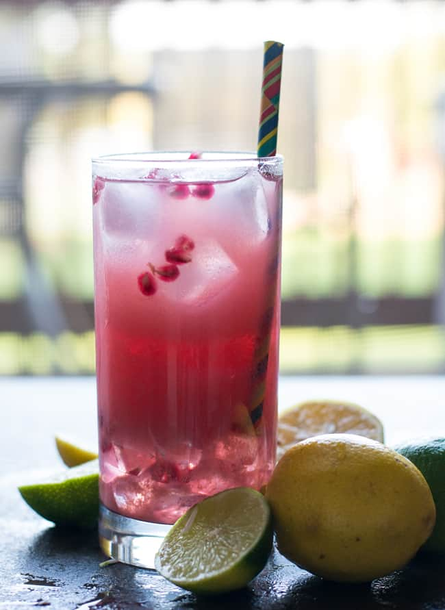 pomegranate-spritzer-recipe