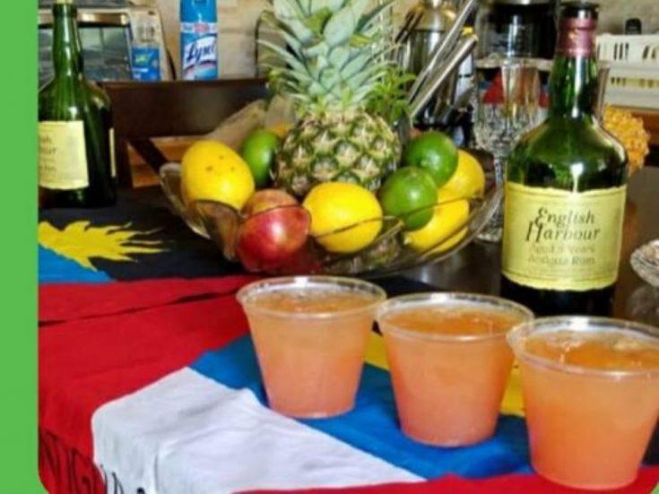 Antiguan Smile - Cocktail Recipe