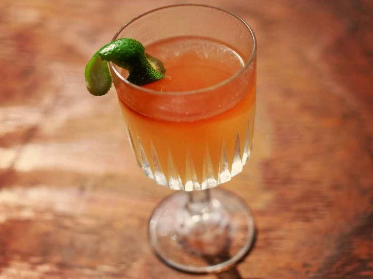 Rumboat Mai Tai - Cocktail Recipe