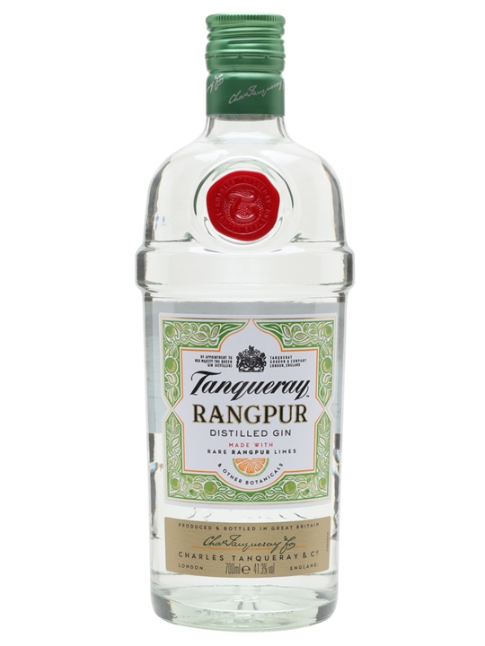 Tanqueray Rangpur Gin 70cl : Buy from The Whisky Exchange
