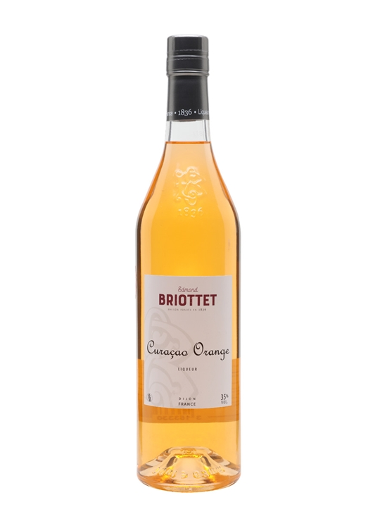 Briottet Orange Curacao Liqueur