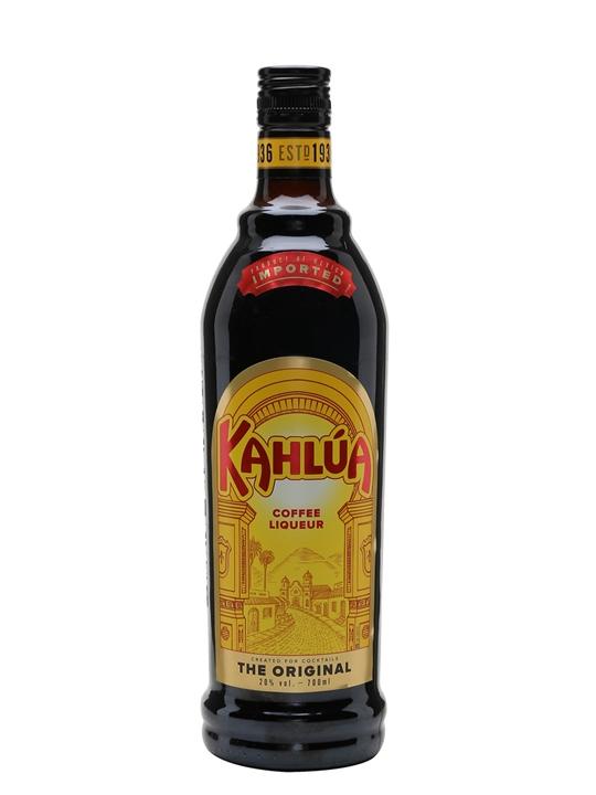 Kahlua Liqueur : The Whisky Exchange
