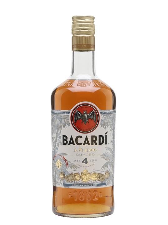 Bacardi Quatro Rum